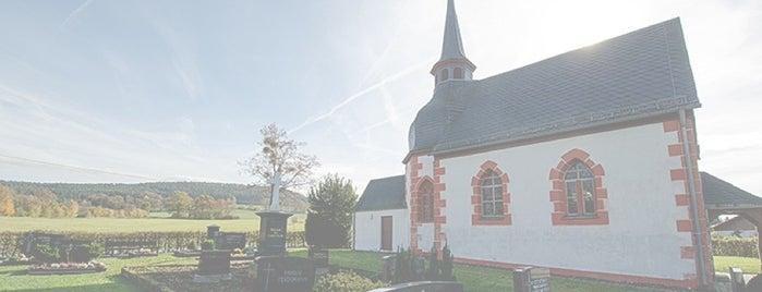 Dreifaltigkeitskirche is one of GLOCKEN.tv - Online-Archiv mit Kirchenglocken.