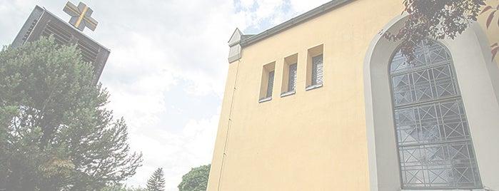 Martin-Luther-Kirche is one of GLOCKEN.tv - Online-Archiv mit Kirchenglocken.