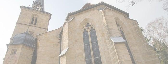 St. Jakobikirche is one of GLOCKEN.tv - Online-Archiv mit Kirchenglocken.