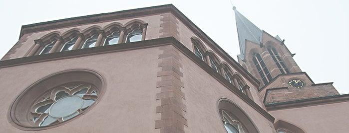 Stadtkirche is one of GLOCKEN.tv - Online-Archiv mit Kirchenglocken.