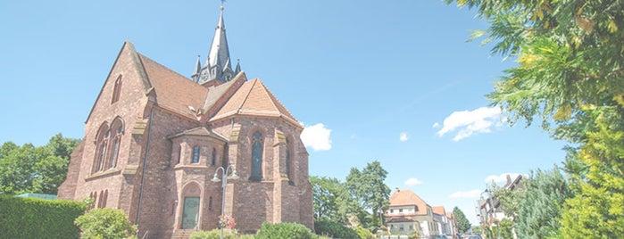 Evangelische Kirche is one of GLOCKEN.tv - Online-Archiv mit Kirchenglocken.