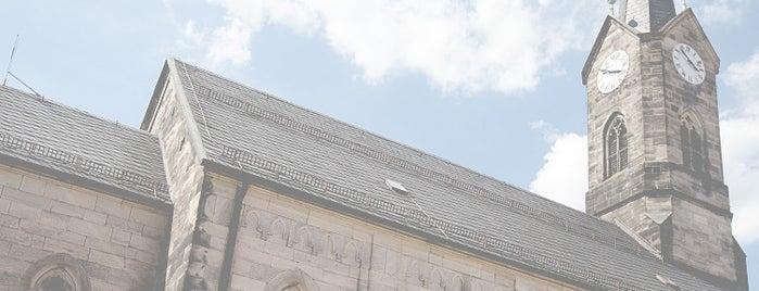 Christuskirche is one of GLOCKEN.tv - Online-Archiv mit Kirchenglocken.