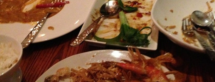 Thai Square is one of Good eats in London - UK.