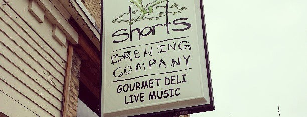 Short's Brewing Company is one of Michigan Breweries.