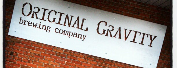 Original Gravity Brewing Company is one of Michigan Breweries.