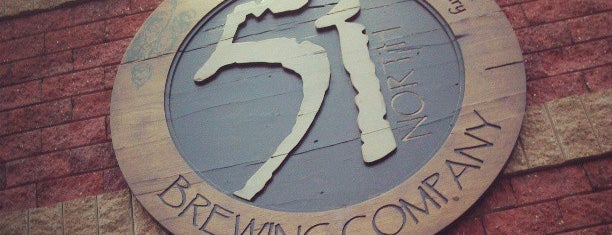 51 North Brewing Company is one of Michigan Breweries.