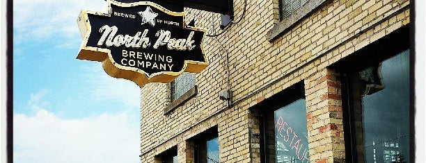 North Peak Brewing Company is one of Bars I've been to.
