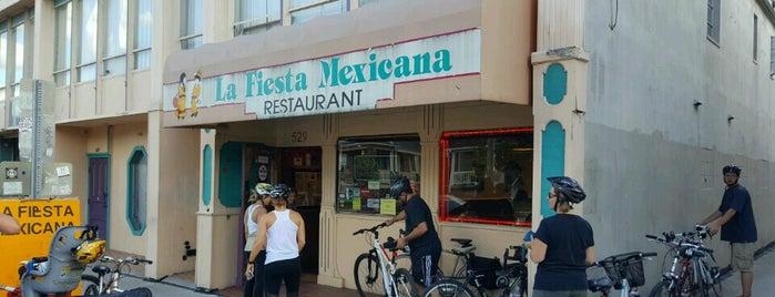 La Fiesta Mexicana is one of Best Mexican Restaurants.