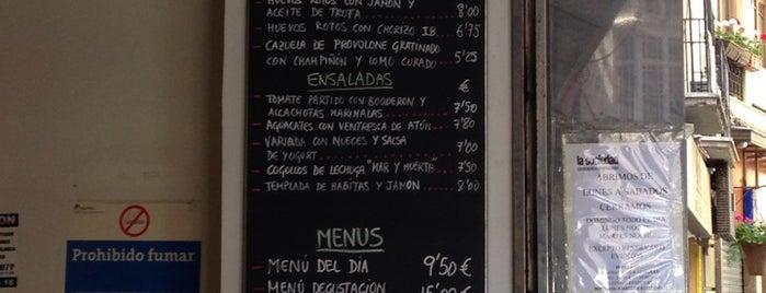 La Sociedad is one of Must-visit Food in Murcia.
