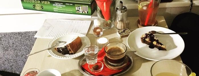 Košilka is one of Cafés.