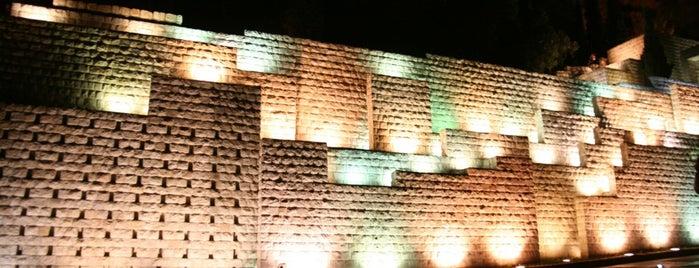 Tomb of Khajooye Kermani is one of Shiraz Attractions | جاذبههای شیراز.