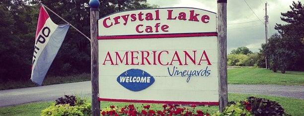 Americana Vineyards & Winery is one of Favorites.