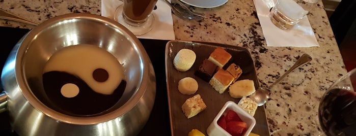The Melting Pot is one of Approved Rest.