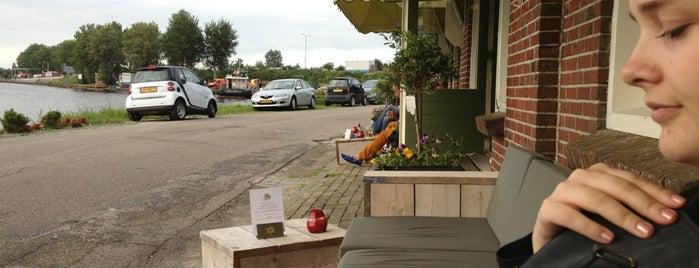 Eetcafé 't Dijkhuis is one of I ♥ Noord.