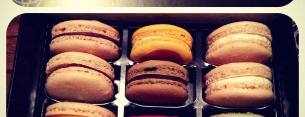 Bisous Ciao Macarons is one of Baker's Dozen - New York Venues.