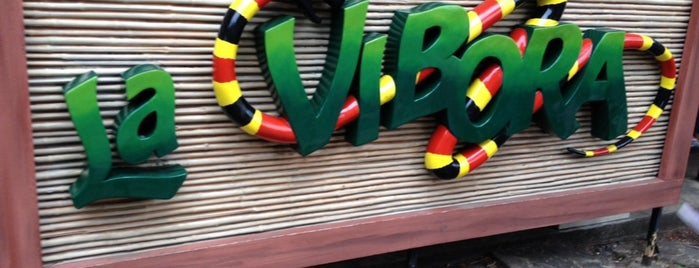 La Vibora is one of Entertainment.