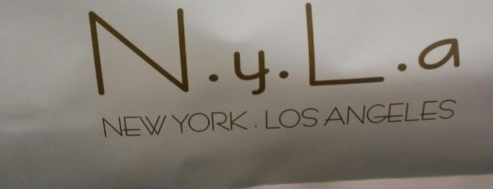 N.Y.L.A is one of Shopping!.
