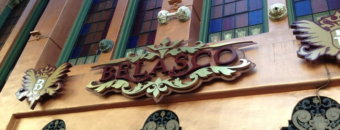 The Belasco is one of Venues featured on the Artists Den.