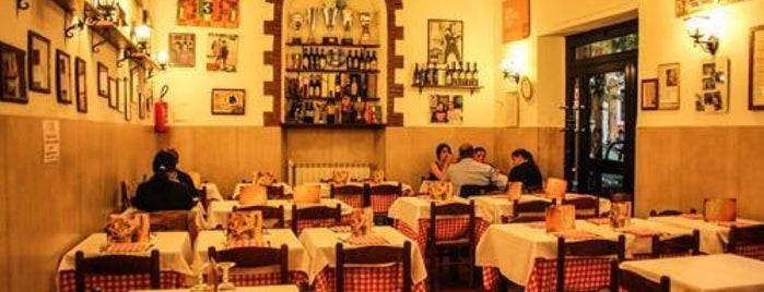 "Trattoria ""Da Oio"" A Casa Mia is one of To Rome with Love."