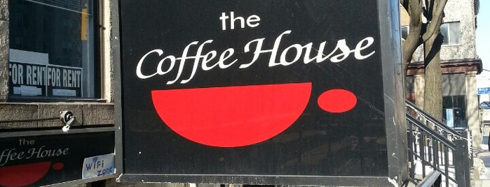 The Coffee House is one of Hamilton Area: To-Do.