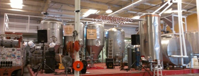South Austin Brewing Company is one of Texas Craft Breweries.