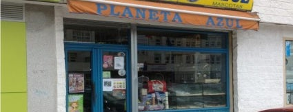 Planeta Azul is one of Tiendas Acuariofilia Madrid.