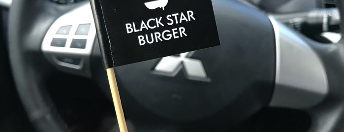 Black Star Burger is one of Гастро МСК.