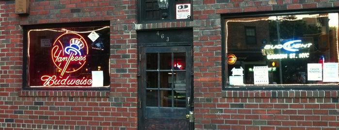 Barrow's Pub is one of NYC dranks.