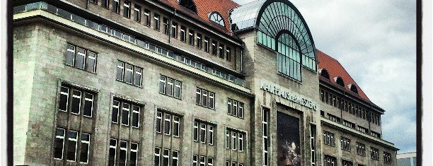 Kaufhaus des Westens (KaDeWe) is one of Berlin: eats.