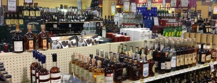 Binny's Beverage Depot is one of Favorites.