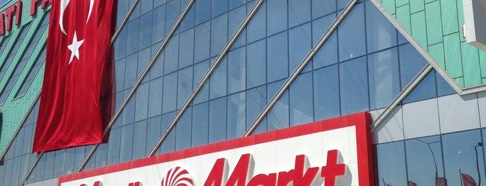 Media Markt is one of Ankara AVM ve mağazaları.