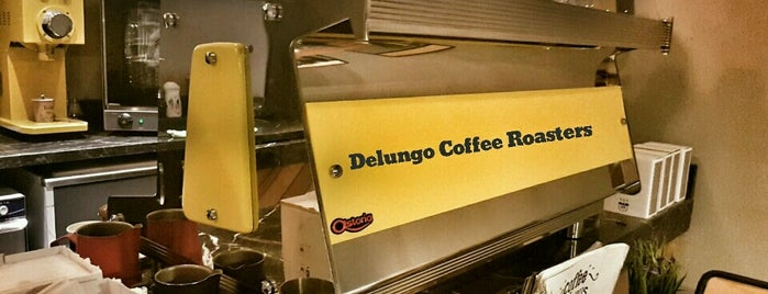 Delungo Coffee Roasters is one of alsancak.