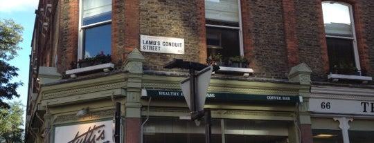 Lambs Conduit Street is one of 20121023-20121106.