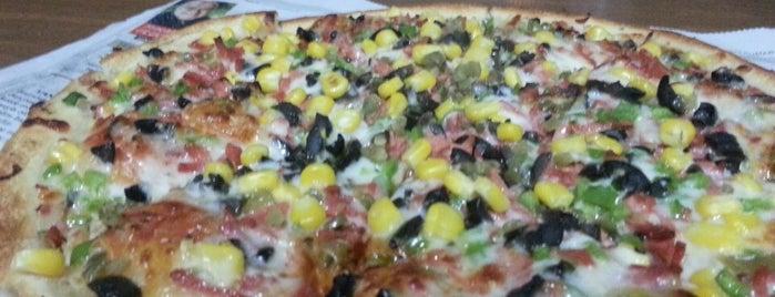 Pizza Dünyası is one of Konya'da Café ve Yemek Keyfi.