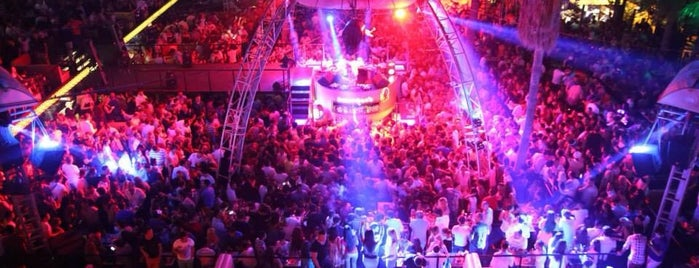 Aura Club Kemer is one of Eğlence - Antalya.