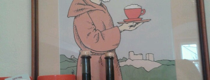 Café Fara is one of Snobka.cz.