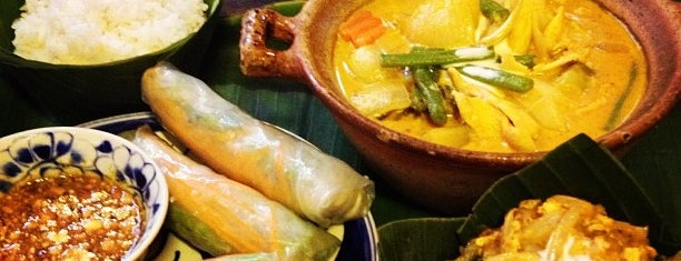 Traditional Khmer Food Resturant is one of Food.