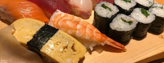 鮨丸 is one of 東京.