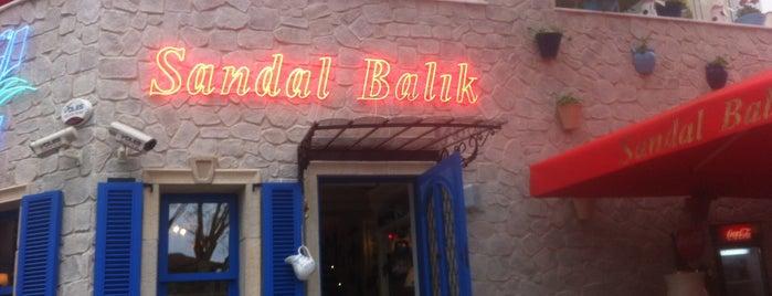 Yeniköy Sandal Balık is one of Tadı Damağımda.