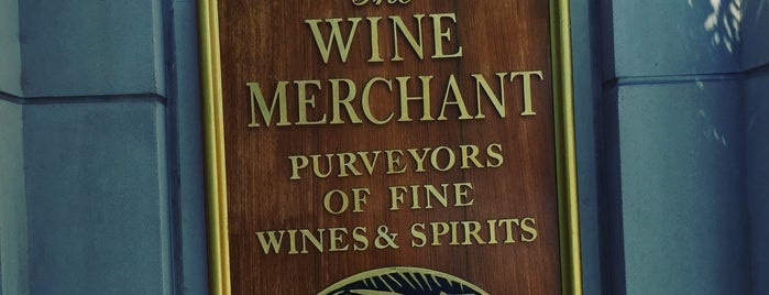 The Wine Merchant is one of Retailers.