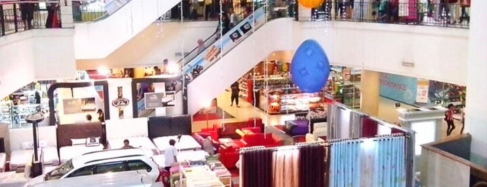 Solo Grand Mall is one of All-time favorites in Indonesia.