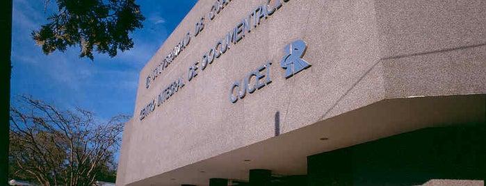 Centro Universitario de Ciencias Exactas e Ingenierías (CUCEI) is one of Reto 100 ZMG.