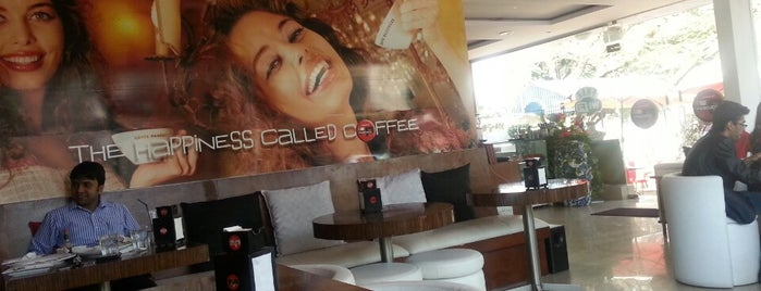 Cafe Pascucci is one of Bangalore Cafes.