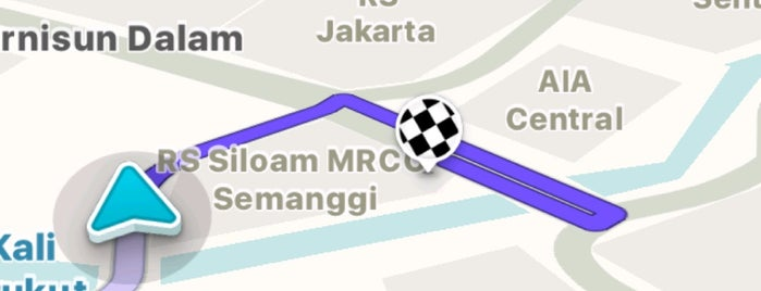 MRCCC Siloam Hospitals is one of It's a Boy! & It's a Girl! Badge.