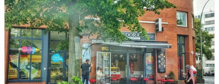 Fedora Eismanufaktur is one of Berlin.