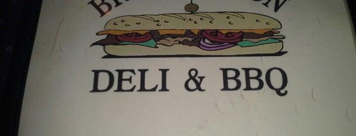 Brambleton Deli is one of Roanoke Restaurants I recommend.