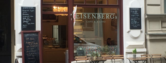 eisenberg's cafe & bistro is one of Sweets In Berlin.