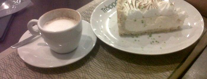 Troppo Spazio Gourmet is one of Cafés - Veja Salvador Comer & Beber.