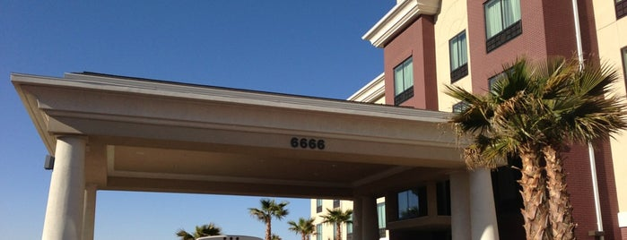 Holiday Inn is one of West Texas: Midland to El Paso.