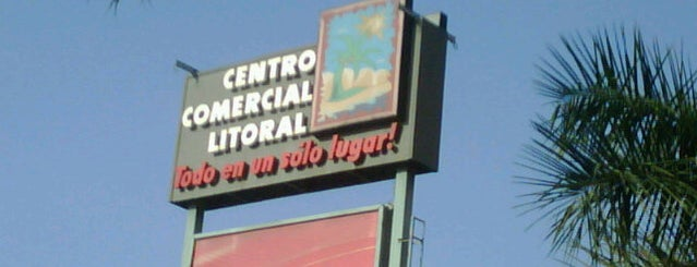 C.C. Litoral is one of Centros Comerciales.